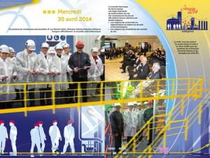 Brochure industrie