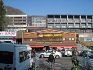 insertion architecturale commerce