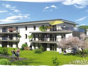 programme immobilier Aix le Bains