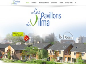 Site internet Programme immobilier