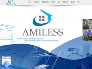 Site internet Amiless