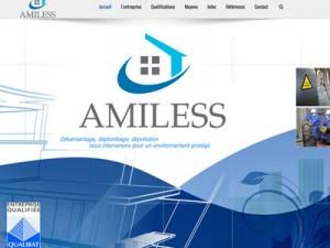 Site internet Amiless