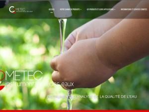 site internet Cometec