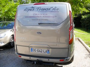 Stickers voiture, camion
