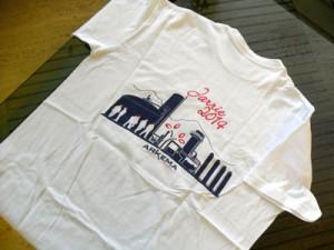 Logo pour tee-shirt événement