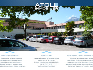 site internet atoll-immobilier