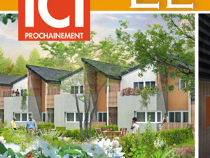 Panneau 4×3 programme immobilier à Vimines