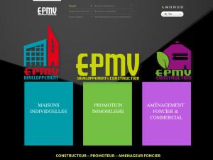 site internet EPMV