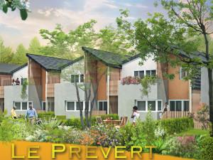 Perspective programme immobilier à Vimines