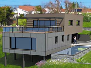 Insertion villa Coublevie