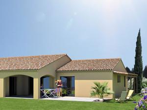 Perspective villa à Mallemort