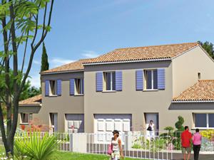 perspective villas en Avignon
