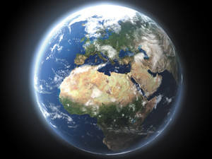 Et la Terre :)