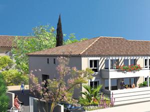 perspective promotionnelle programme résidence collectifs dans le Gard