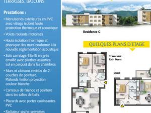 plaquette programme immobilier 2017 – Chambéry