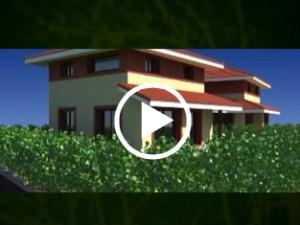 petite video volumes architecturaux projet de villas