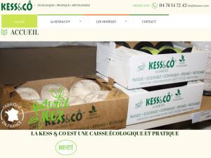 Site internet Kess&Co®